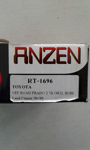 pastillas de freno toyota 7487 autana/prado/4runner traseras