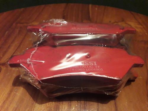 pastillas de frenos chery orinoco 8903 marca marussi