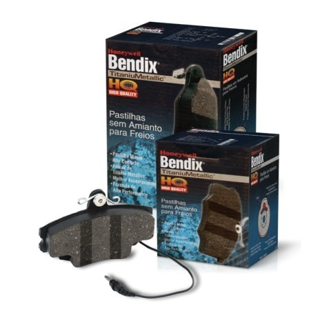 pastillas de frenos del. bendix - chev. blazer  hq-2048