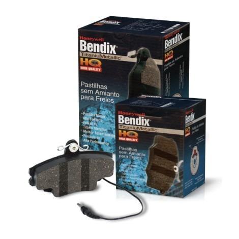 pastillas de frenos del. bendix - ford ranger  hq-2058a