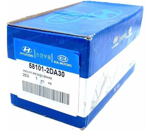 pastillas de frenos delanteras - hyundai elantra 2002 - 2012