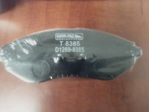 pastillas de frenos delanteras para aveo 2004-2013 cód: 8385