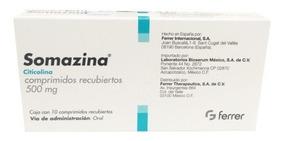 Pastillas De Frenos Somazina-citicolina