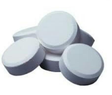pastillas de tricloro