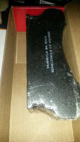 pastillas del ford 350-76/91 f250-7693 ref(7054)