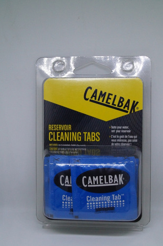 pastillas efervescentes para limpieza de kamel bak
