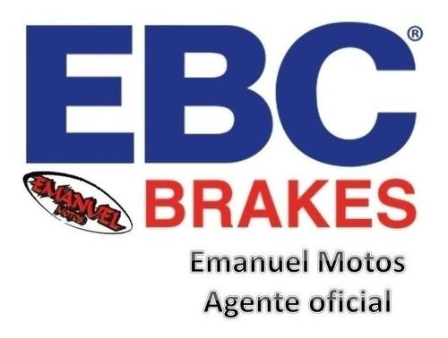 pastillas freno ebc brakes suzuki ah 100 p address (ce12a)