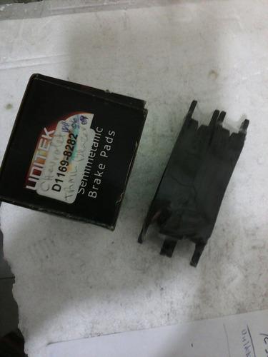 pastillas frenos delt luvdmax 05-10 diesel,t.blazer cod 8282