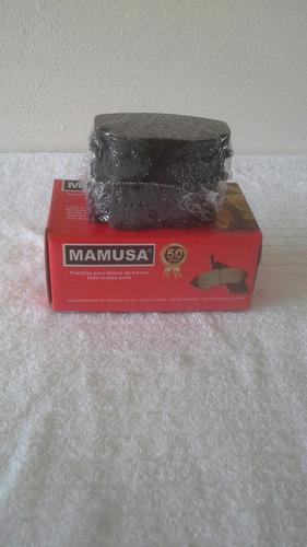 pastillas frenos mamusa renault twingo 2004/2009