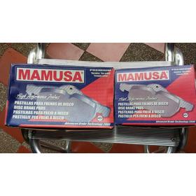 Pastillas Mamusa Delanteras 7593 Chevrolet Blazer 97-05