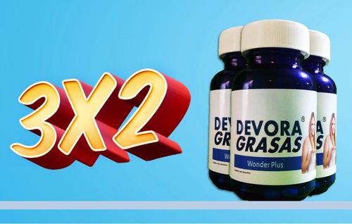 pastillas para perder peso devoras grasas e inhibes apetito