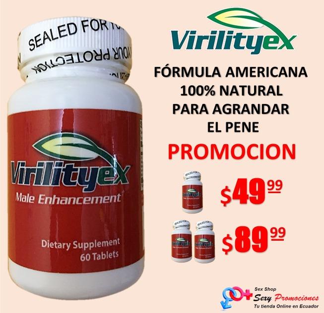 Pastillas Virility Ex Para Agrandar Pene Resultados Efectivo U S
