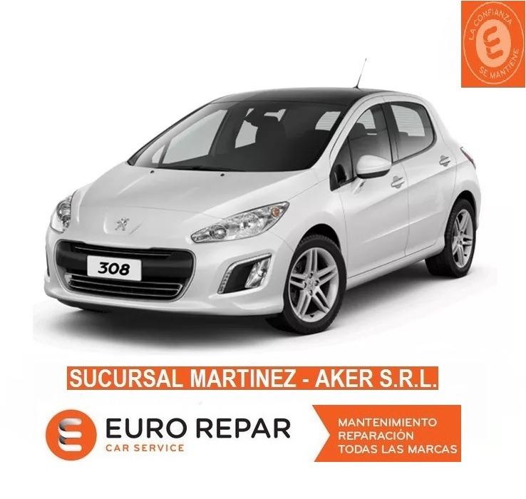 Pastillas Y Frenos Peugeot 308 Repar Car Service 1 500 00 En