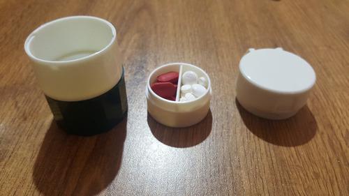 pastillero cortador de pastillas triturador