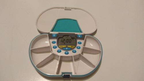 pastillero digital alarma vitacarry