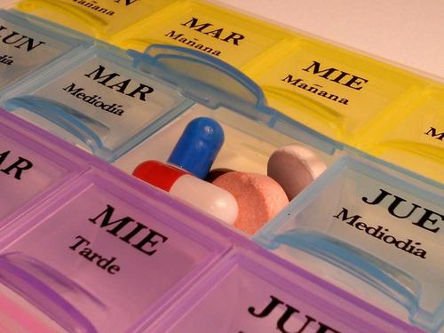 pastillero semanal, ¡envío gratis!
