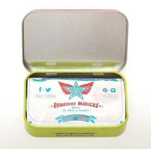 pastilleros coleccionables - remedios mágicos - set de 7