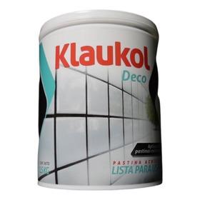 Pastina Klaukol Deco X 1.5 Kg Varios Colores - La Economica