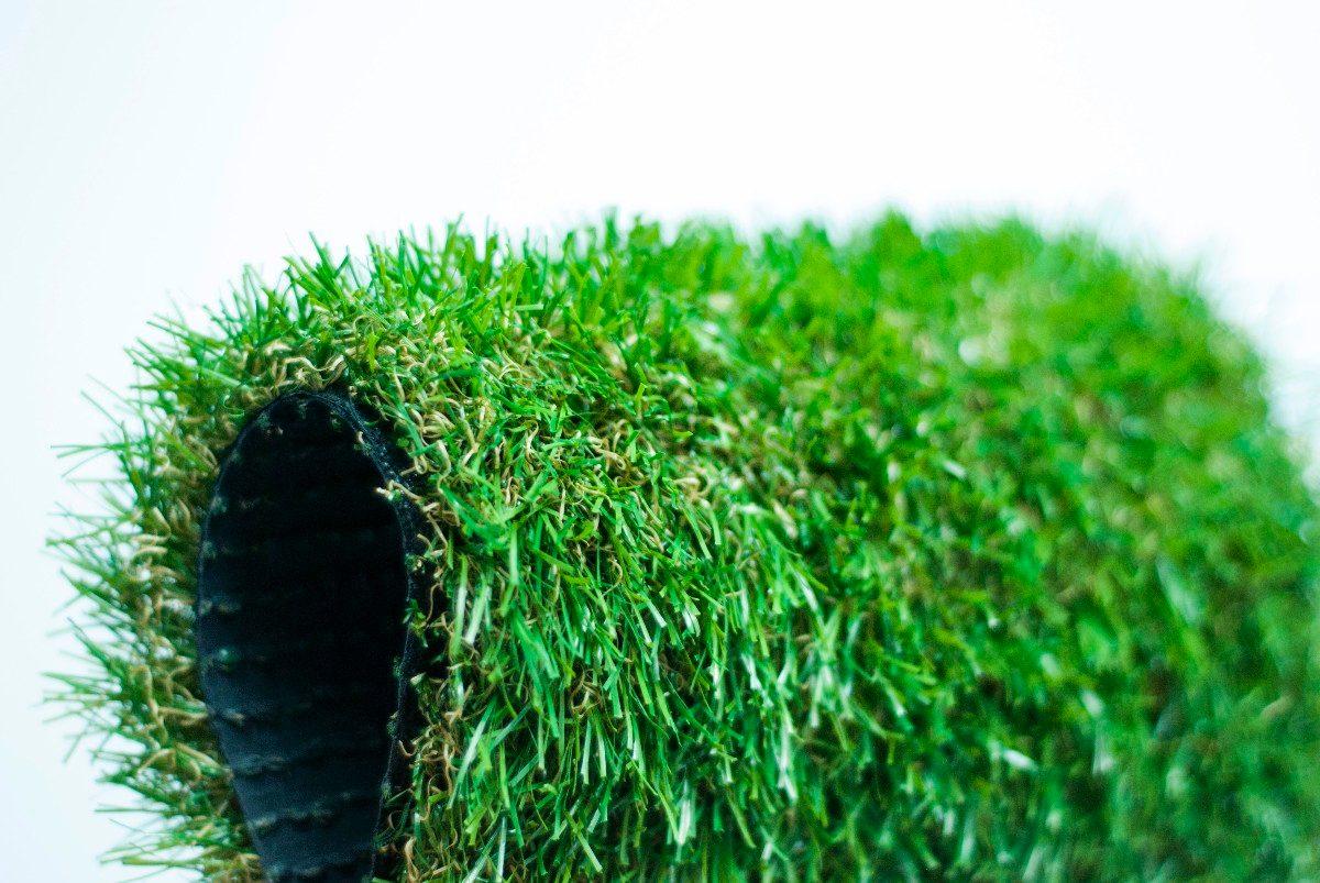 Pasto artificial sintetico para jardines landscaping for Alfombra cesped artificial