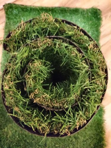 pasto sintético 35mm nature calidad premium aprovecha msi