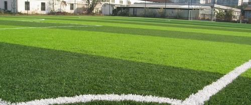 pasto sintético 8mm, calidad. uso residencial, deportivo...