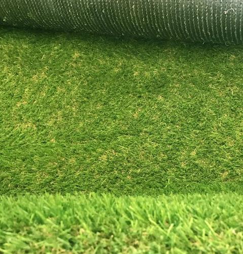 pasto sintetico artificial para jardines, landscaping 35 mm