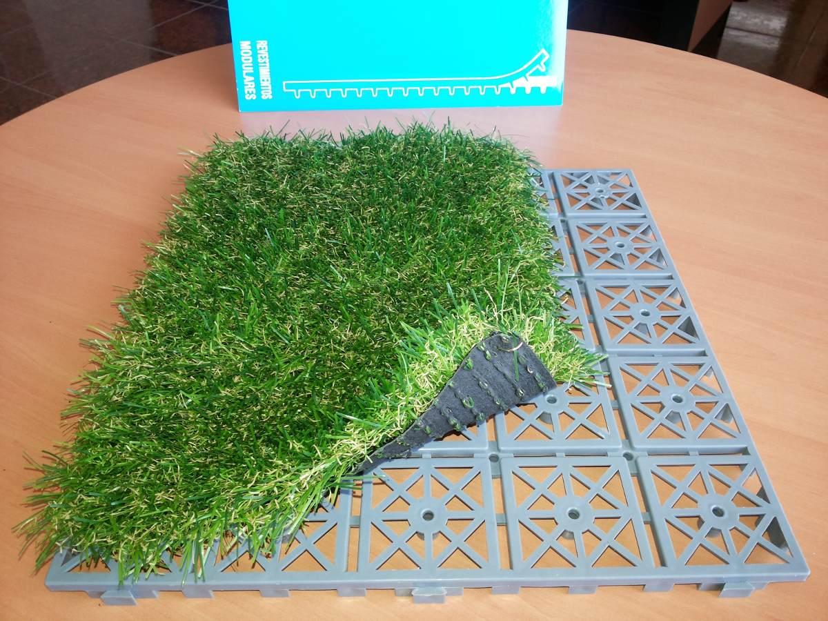Pasto sint tico para azoteas terrazas y patios u s 3 97 for Baldosones para terrazas