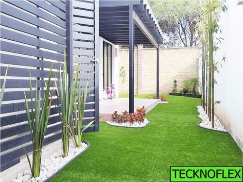 pasto sintético residencial