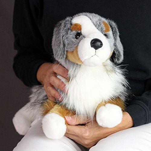 pastor australiano - terapia animal stuufed para personas c
