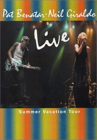 pat benatar - live summer vacation tour (dvd)