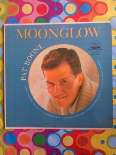 pat boone lp moonglow