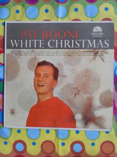 pat boone lp white christmas