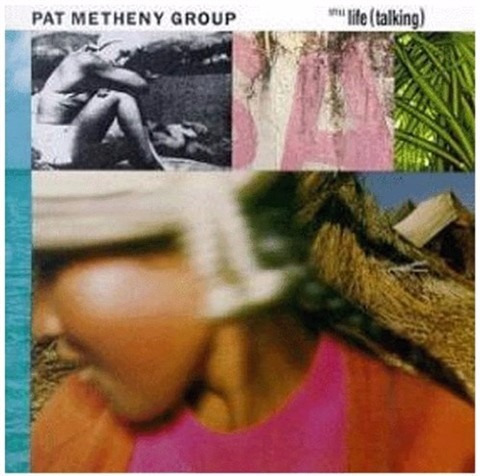 pat metheny group still life talking [cd importado lacrado]