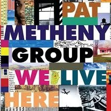 pat metheny group we live here cd argentino