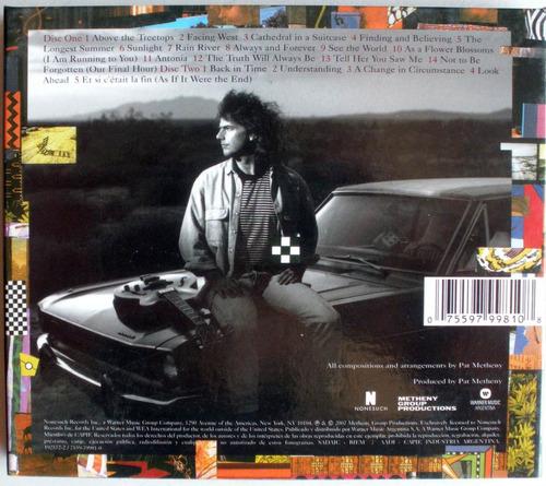 pat metheny- secret story remaster + bonus cd 5 tracks promo