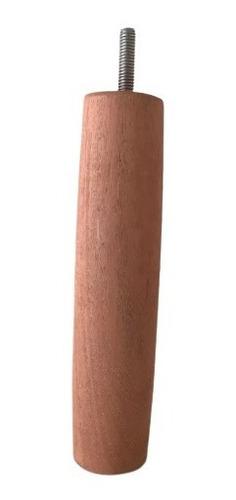 pata alta de madera 22 cm sommier somier patas madera baum