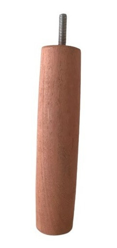 pata alta sommier 20 cm torneria patas cama somier madera torneada con varilla rosca metal universal almacén baum