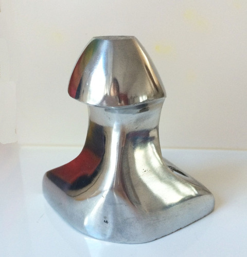 pata de aluminio espejo reina ana