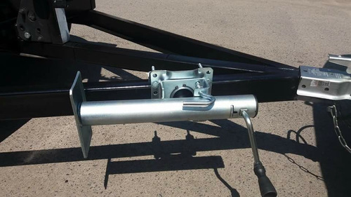 pata de apoyo para carros de arrastre