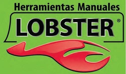 pata de cabra 30 x 18mm  lobster