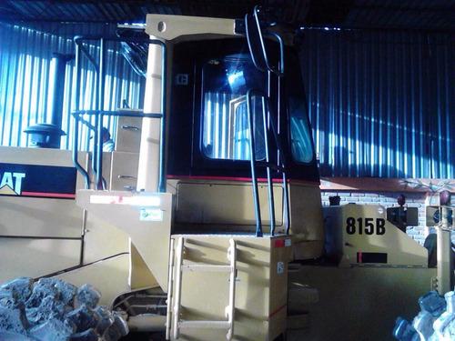 pata de cabra 815b compactador caterpillar  en venta o renta