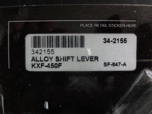 pata de cambio para moto - kawasaki - kx  450f - msr