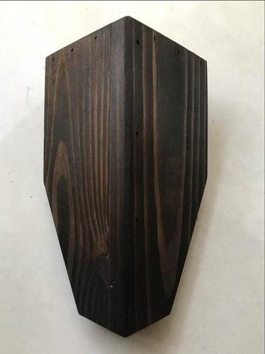 pata de madera para camas con perno (envió gratis rm)