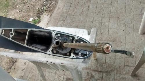 pata motor jhonson o evinrude 115hp  1990 a 2004 tambien  v4