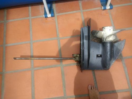 pata motor yamaha 75 hp