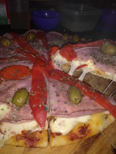 pata pernil de cerdo pizza catering san miguel del viso