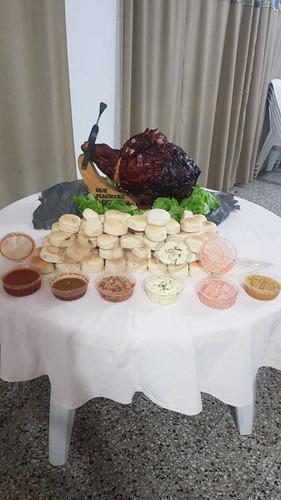 pata pernil de cerdo salsas caseras figacitas