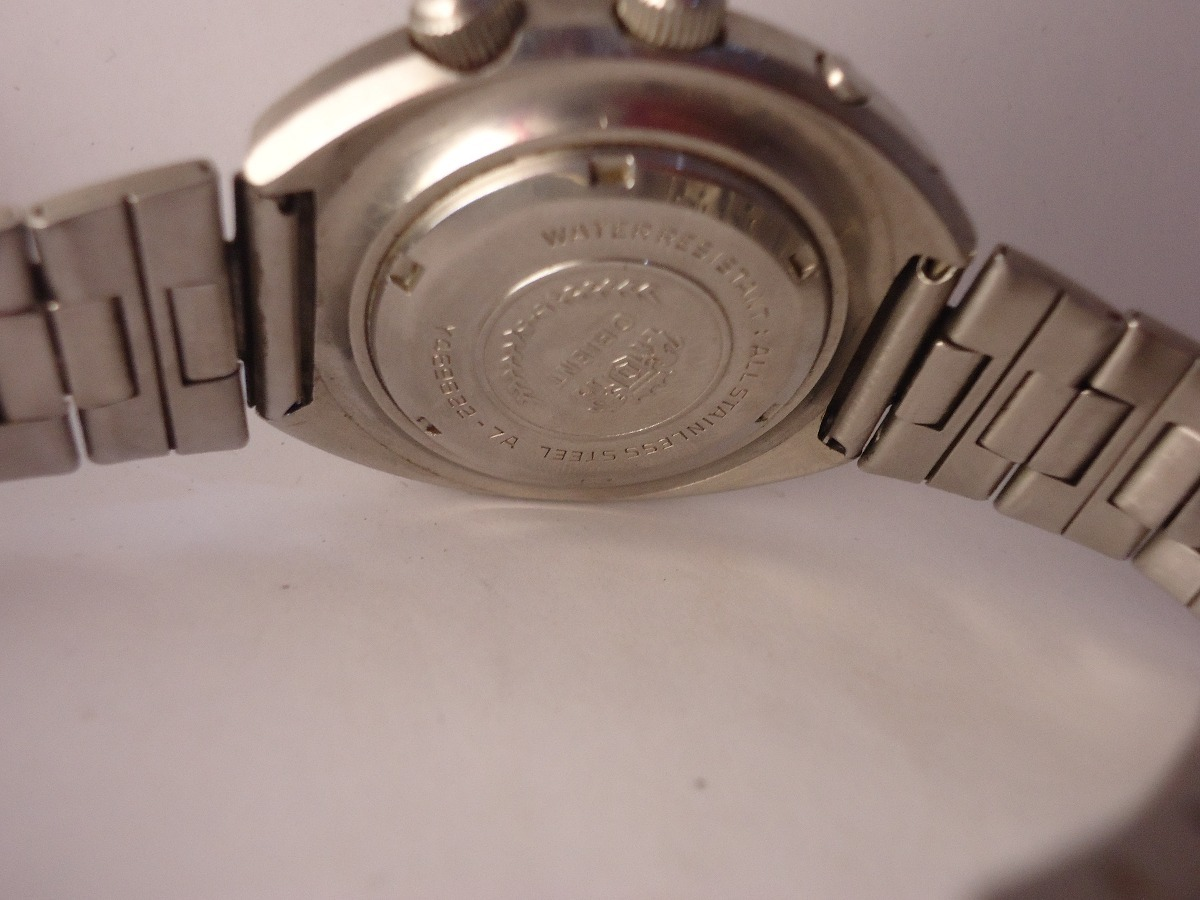 d42f527e675 patacão relógio orient 3 chaves submarino king-diver. Carregando zoom.