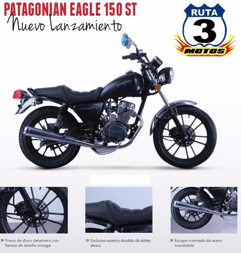 patagonia eagle 150 moto zanella
