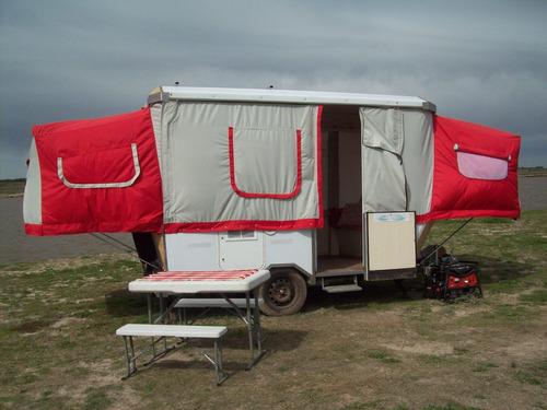 patagonia industrial - casa  rodante